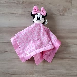 🏷3 for $10 Disney Baby Minnie Mouse Lovey